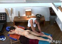 Massage bait homosexual porn