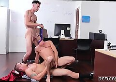 Old and young boys gay sex first time Lance'_s Big Birthday Surprise