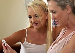 Carmen Callaway and Brandi Love Mommys Girl